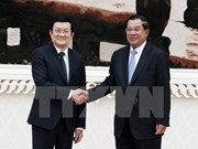 Vietnam, Cambodia issue joint statement