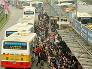 Hanoi to introduce women-only buses during peak hours