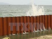 Measures to prevent erosion at Cua Dai beach proposed