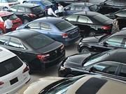 Automobile imports near record high