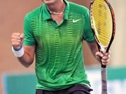 Vietnamese tennis player to attend Australian Open's junior tournament