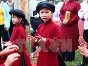 Phu Tho province strives to protect singing troupes