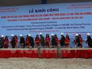 Work starts on upgrading of bridges in Hai Duong