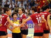 VN women jump nine steps in world volleyball rankings
