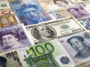 Dollar rises after forex rate change