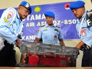 Cockpit voice recorder to be recovered from crashed AirAsia plane
