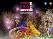 Vietnam joins Singapore's Chingay parade