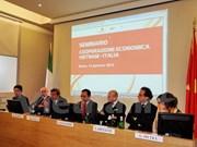 Italy captures Vietnam's economic potential