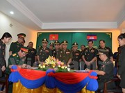 Vietnam builds headquarters for Cambodia's Military History Institute