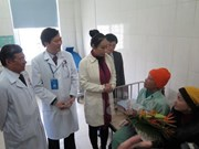 Second stem cell therapy success recorded in Nghe An