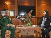 Vietnam-India defence ties strongly developing: Deputy Minister