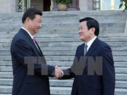 Greetings exchanged to mark Vietnam-China diplomatic ties