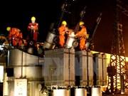 Vinh Tan-Phan Thiet 220kV transmission line put into use