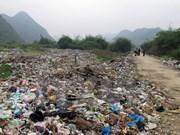 Thai Nguyen to have 3.75 mln USD sewage treatment plant