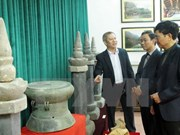 Thousand-year-old antiques on display in Ninh Binh