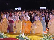 Ninh Binh hosts grand ceremony for world peace