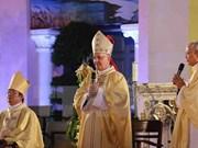 Vatican Cardinal visits Da Nang Diocese