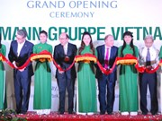 Germany inaugurates coffee processing plant in Dong Nai