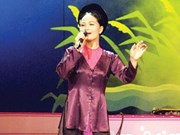 Ha Tinh: Vi-Giam singing to be included in curriculum
