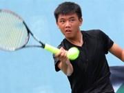 Vietnamese player exits Australian Open