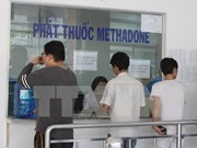 Hanoi expands methadone treatment for drug addicts