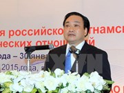 Vietnam-Russia diplomatic ties marked in Hanoi