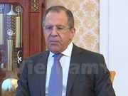 Russian FM underlines Vietnam-Russia strategic partnership