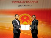 VN names honorary consul general in Gwangju-Chonnam