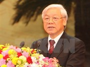 Global leaders congratulate Vietnamese Party
