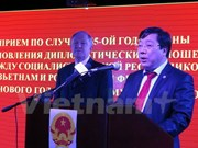 Vietnam, Russia ties honoured at Moscow ceremony