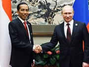 Indonesia, Russia vow to increase bilateral cooperation