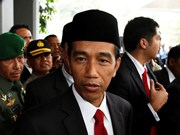 Indonesian president pays visit to Malaysia
