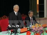 Aquatic, tourism key sectors for Quang Tri growth: Party chief