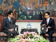 Vietnam hopes for stronger health care cooperation with Japan