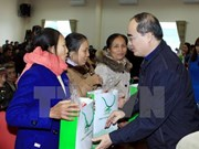 Front leader pays pre-Tet visit to Phu Tho