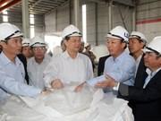 PM asks to expand Tan Rai bauxite-aluminium complex