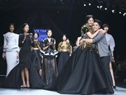 Vietnam Project Runway winner unveils collection in New York