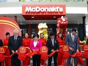 McDonald's continues expansion in Vietnam