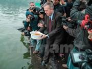 Foreign ambassadors celebrate Vietnamese Tet