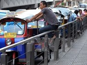 Thailand faces weakest economic growth in 3 years