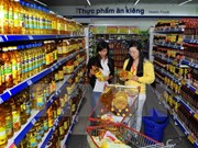 HCM City supermarkets open on the 2nd day of Tet