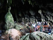 Phong Nha-Ke Bang greets over 15,000 tourists on New Year days