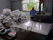 Hanoi: Waste treatment plants to be operational in 2015