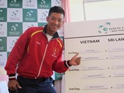 Former national champ called up to lead team for Davis Cup tie