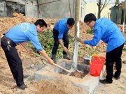 Central provinces launch tree-planting festival