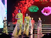 HCM City hosts second Ao Dai Festival