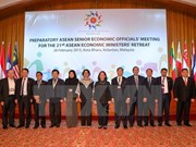 ASEAN economic ministers resolve to complete RCEP talks this year