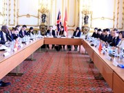 Vietnam, UK boost cooperation relations