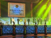 Art performance honours Bac Ninh folk singing, relics