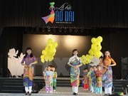 Ao Dai Festival 2015 opens in HCM City